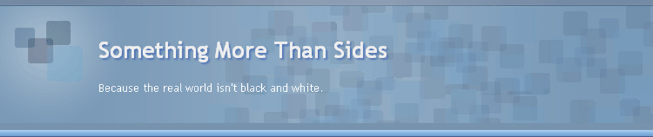 Blog Banner for Something More Than Sides
